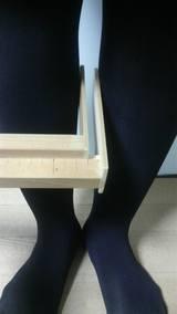 O脚矯正1回目(SHさん・採寸)